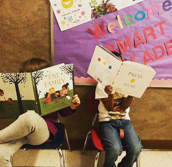 Photo Courtesy of SMART Reading Instagram - @smartreadingor