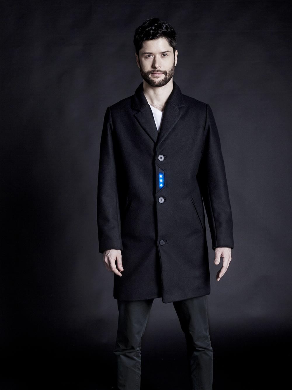 Men's Winter Coat, 2014
