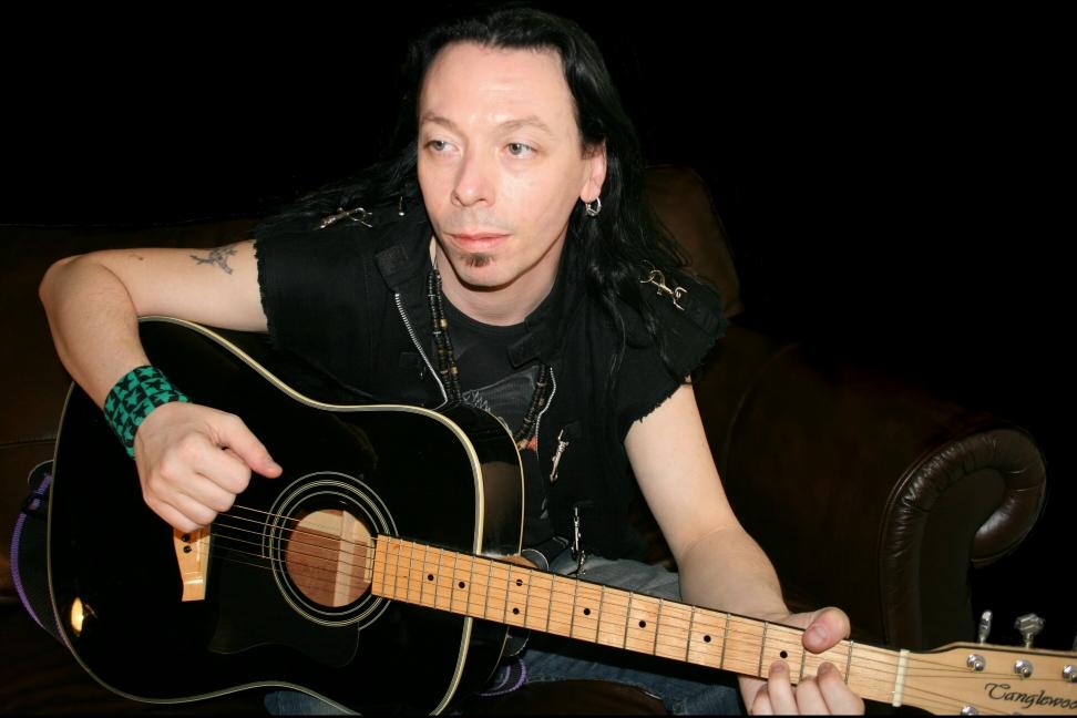 Goodge, Guitar and Vocals -