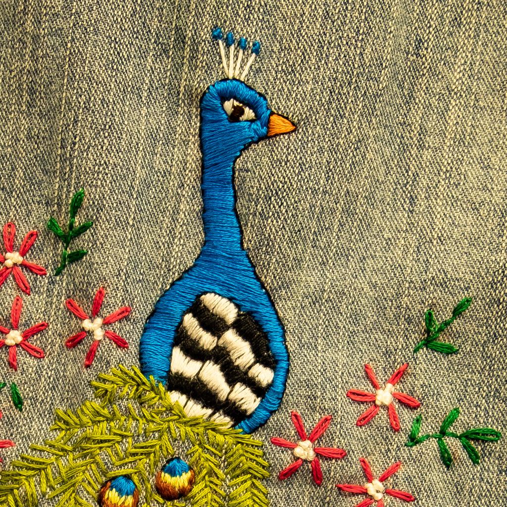 jean jacket peacock.jpg