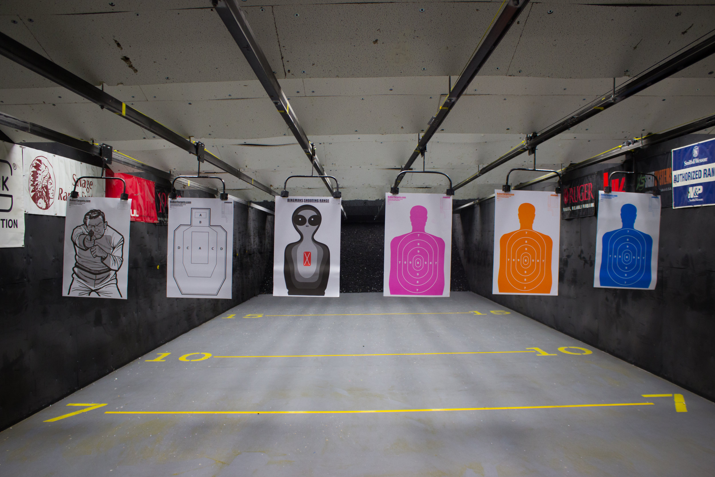 The Range — Dingmans Shooting Range