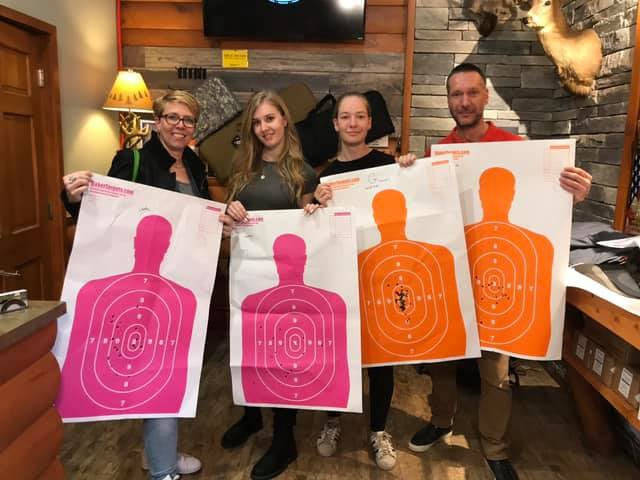 "You know the de Boer family was serious about their stateside vacation when DSR was a ""mandatory"" stop.  We are grateful for each customer who may be firearm restricted by their state or nation and makes the decision to be a responsible first-time through expert participant here at DSR."
