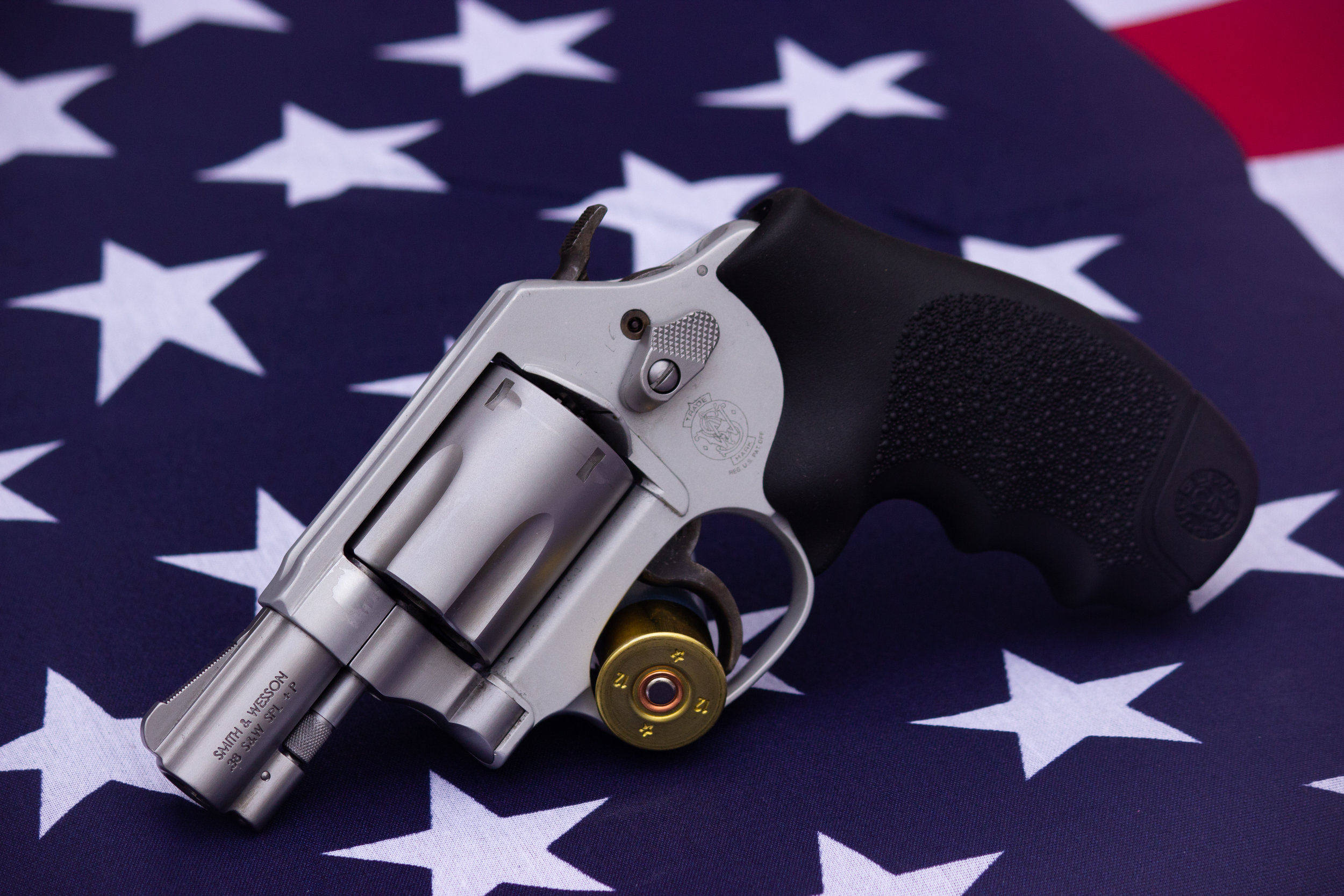 SMITH & WESSON 637 .38 SPECIAL