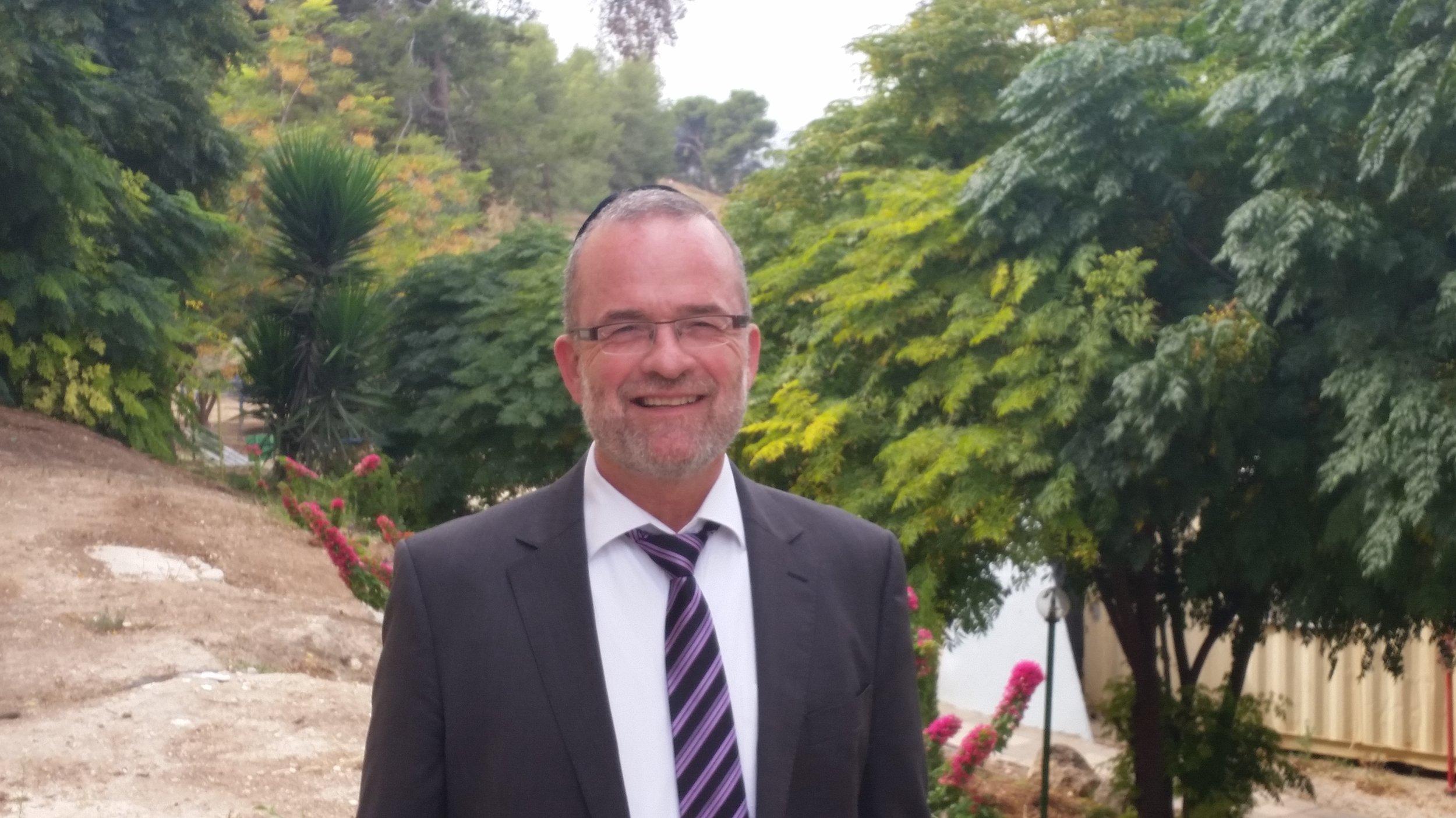 Rabbi Eitan Eckstein