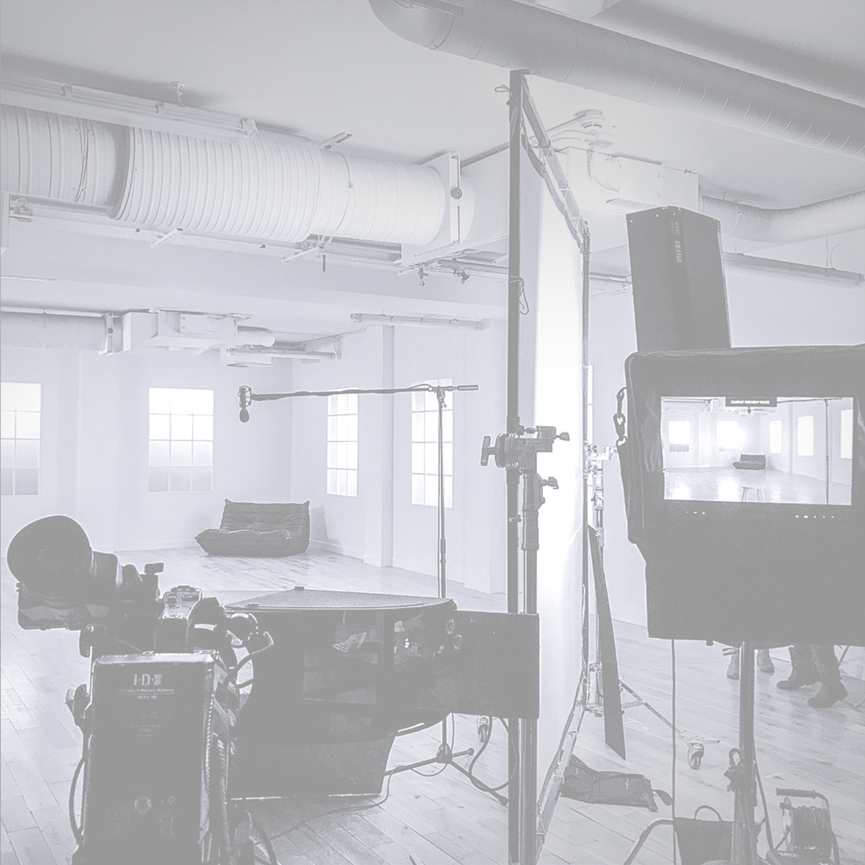 // VIDEO PRODUCTION - We do everything from concepting shoots, location recceing, shooting stills and moving images, full service in-house editing and structuring campaign implementation… and that's just on a quiet day. Over the past six months we've shot everything from quick bites on social media to national campaigns on TV around the country. There's no job too big or small.