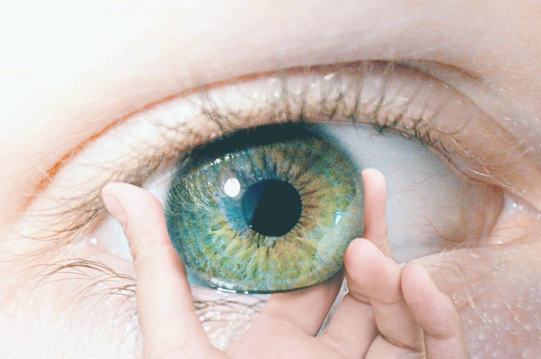'Eye got you'
