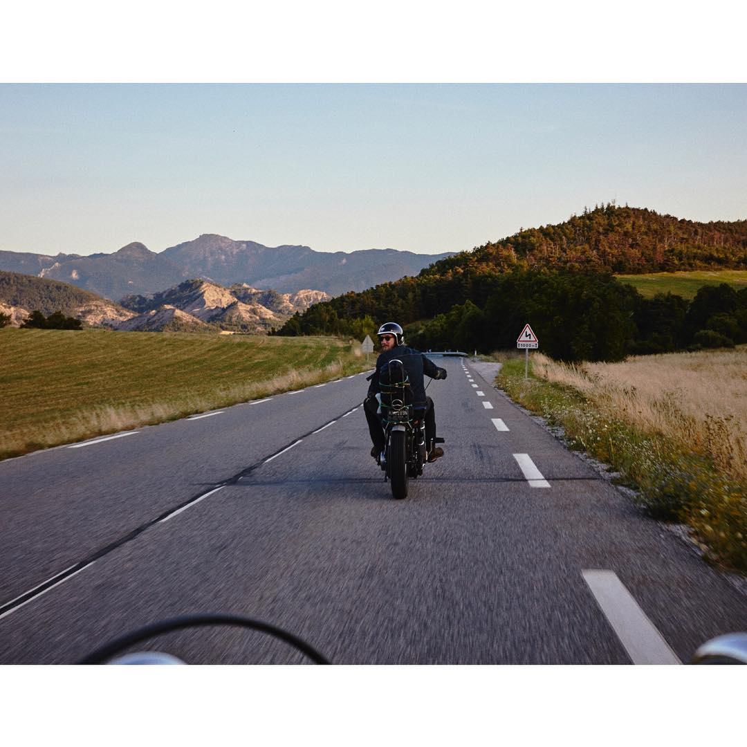The Road to Verdon series