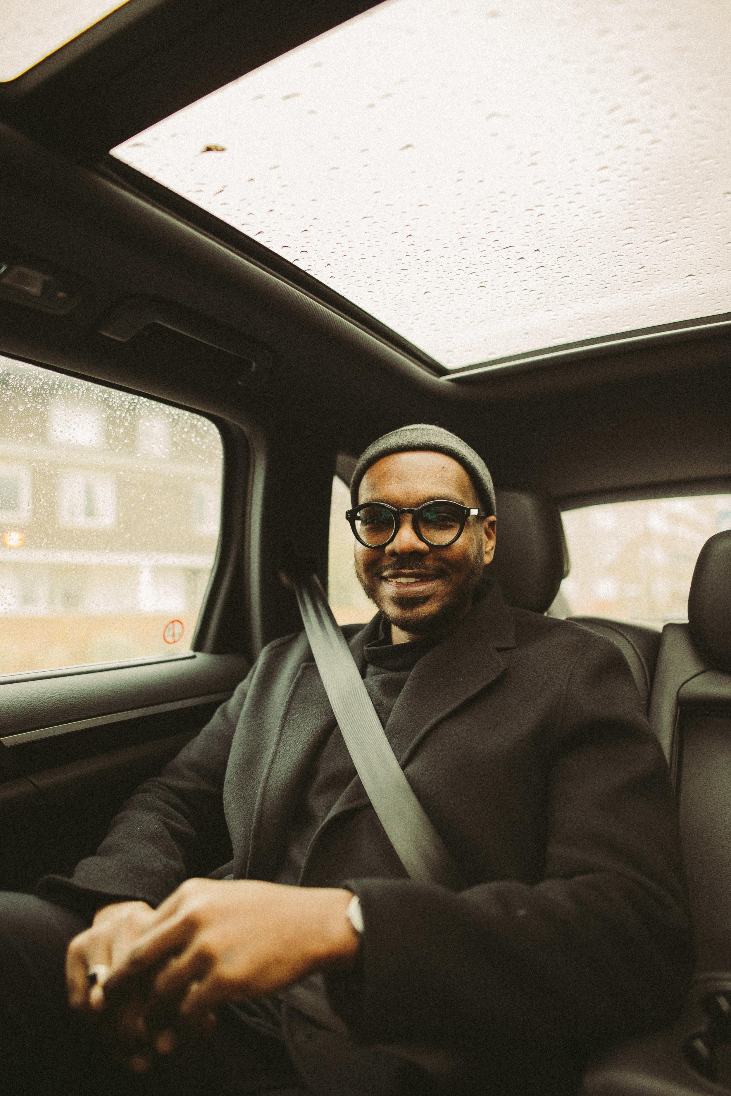 Porsche X Get Taxi Social campaign