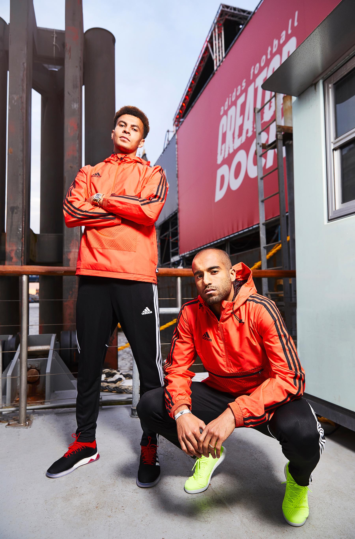 Dele & Lucas - Adidas Creator Dock