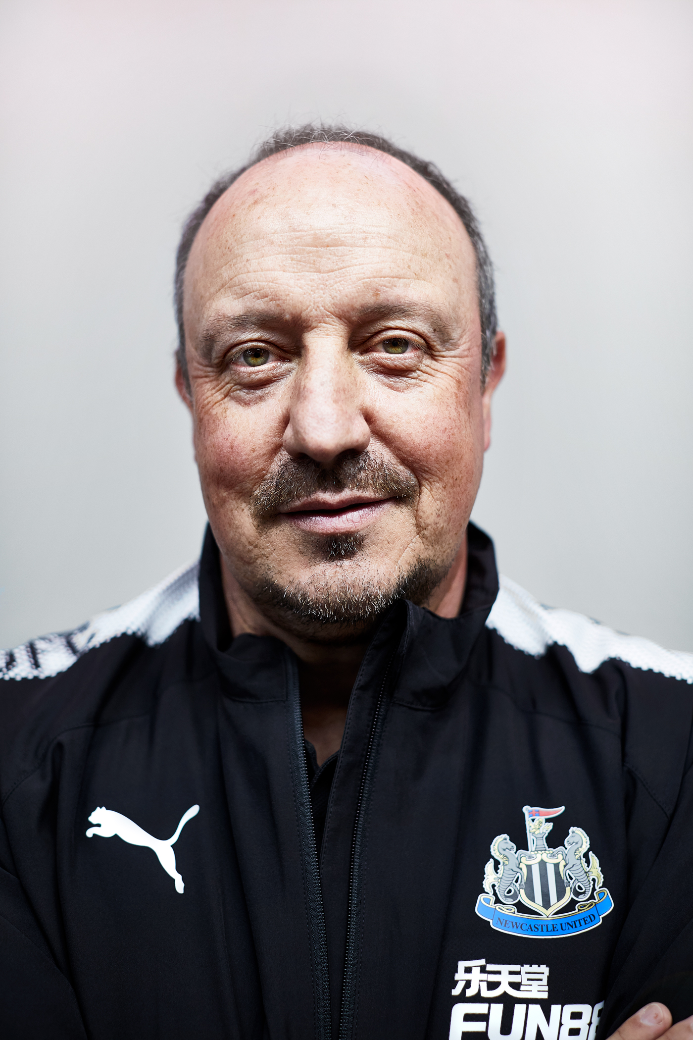 Rafa benitez - Newcastle United