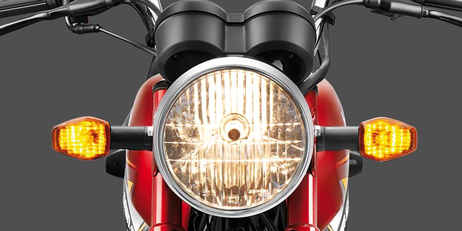 FARO - Faro redondo, con múltiples deflectores para mejor luminosidad y direccionales flexibles y resistentes.