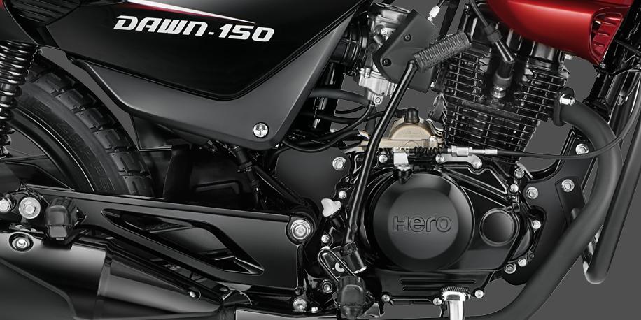 MOTOR 150CC - Motor ATFT (advanced tumble flow technology) mayor potencia y torque, con menores revoluciones, para mayor eficiencia del motor.