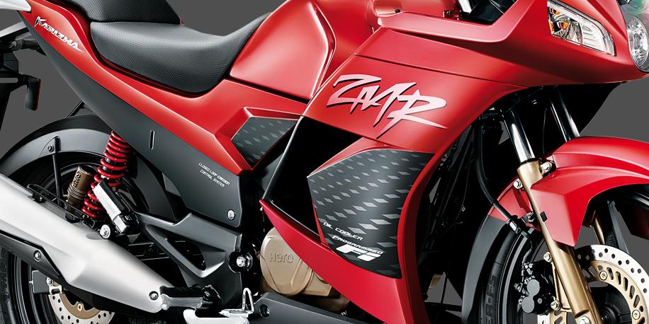 CARENAJE - Carenaje completo de carreras que le da a la motocicleta ese look deportivo y mejora el consumo por reducir la resistencia del viento.