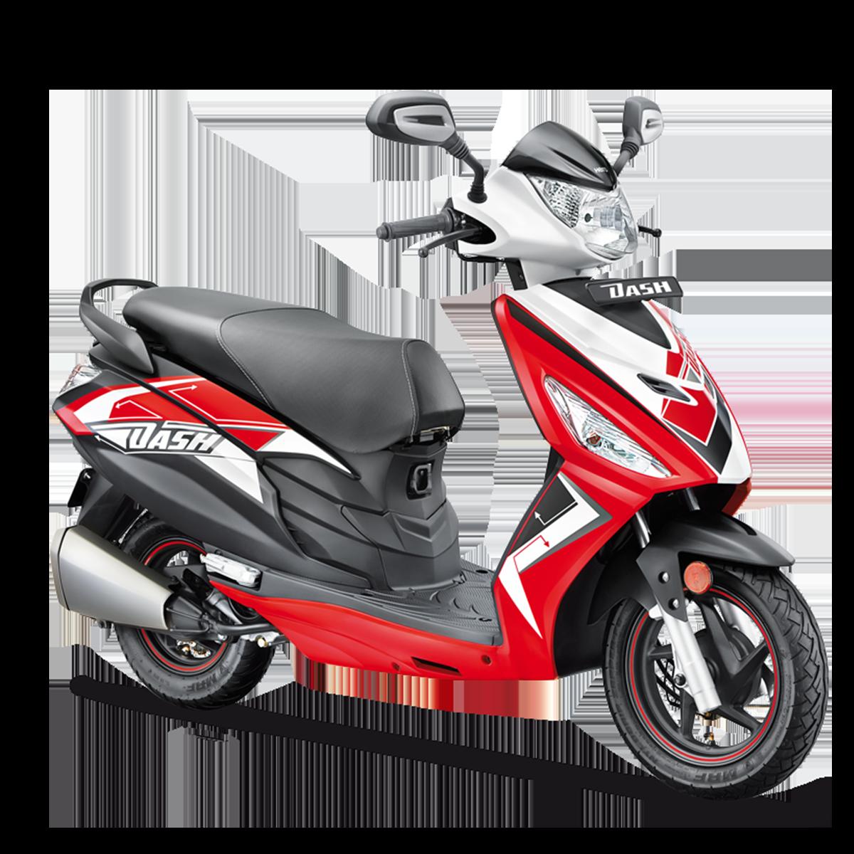 DASH - Motor: 110cc / Potencia: 8.31 bhpPrecio: $1,400.00
