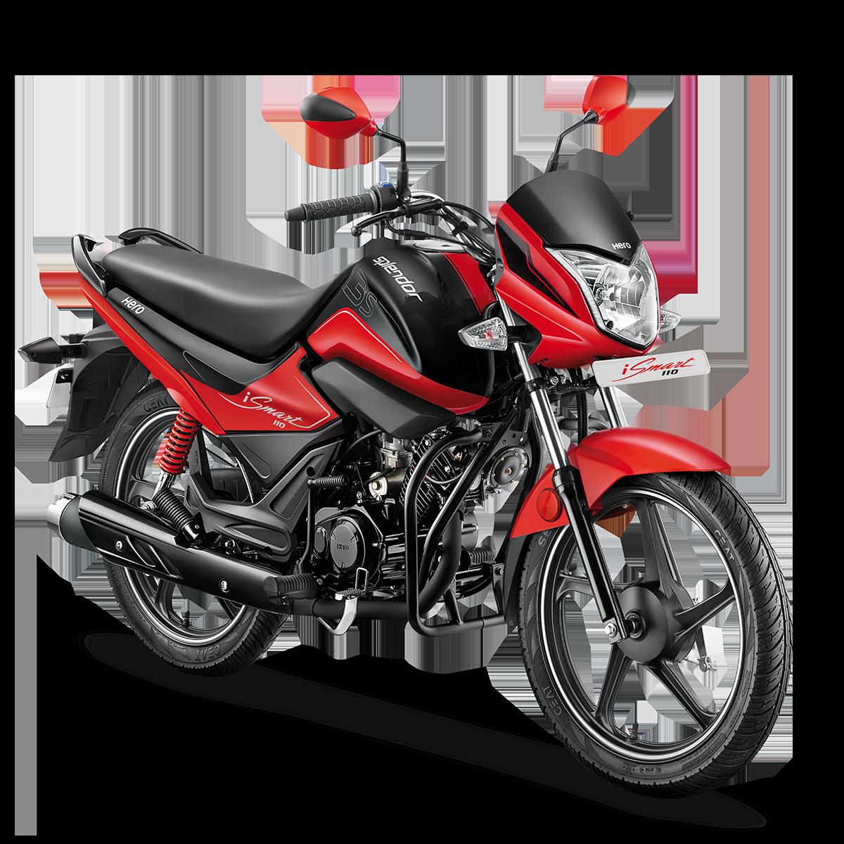 iSMART 110 - Motor: 110cc / Potencia: 9.4 bhpPrecio: $1,250.00
