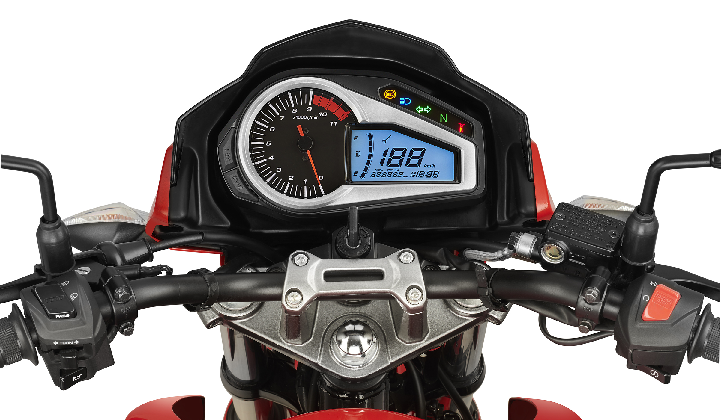 Hunk 200R Red Meter Console.jpg