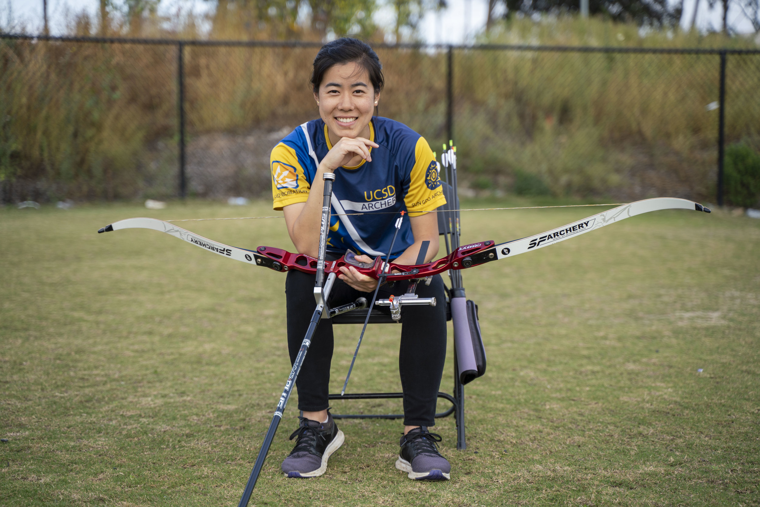 Elizabeth Wu - Human Developmental SciencesThurgood Marshall CollegeSenior Nickname: The Wholesome Peace-Seeker