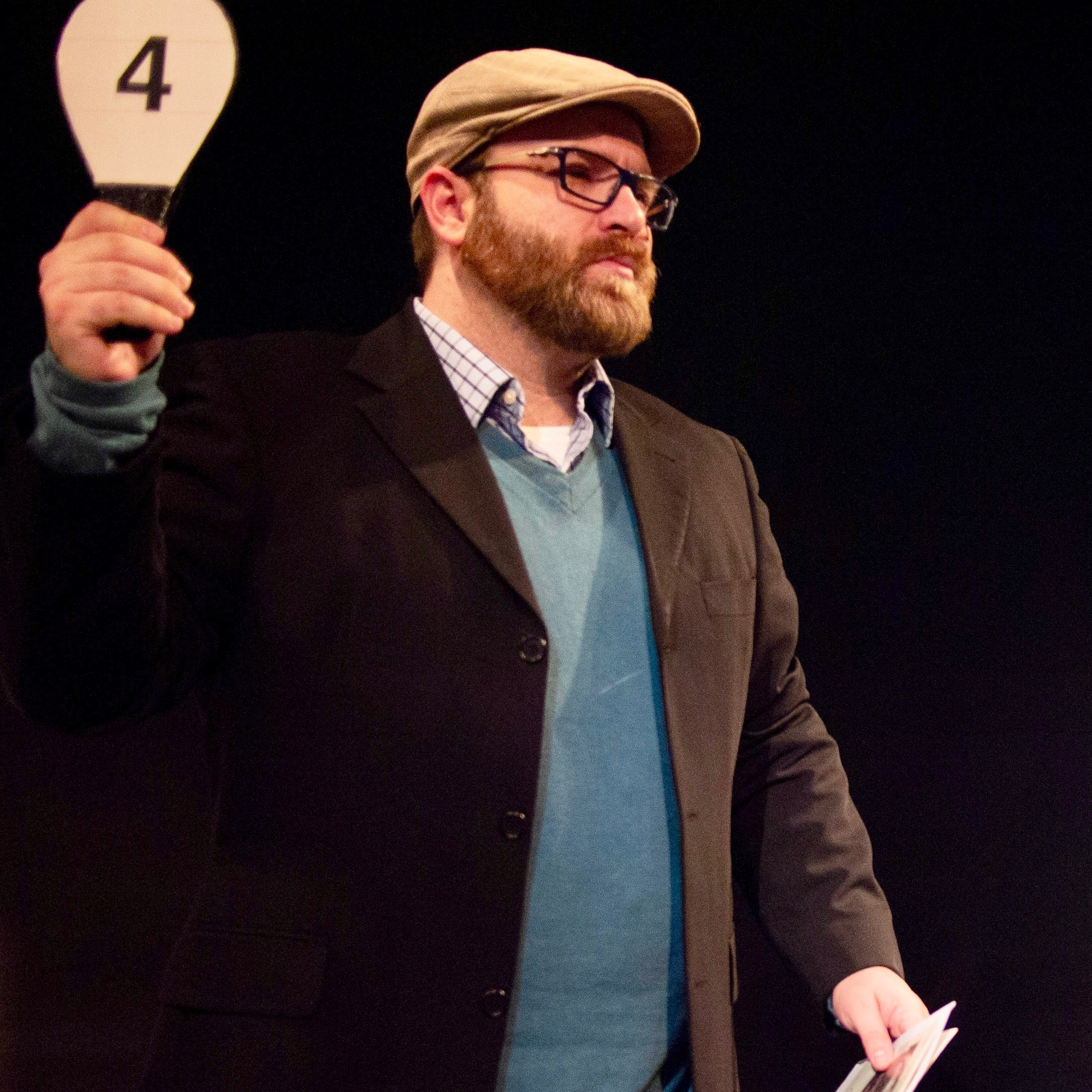 """Chris Scarberry in """"Sold!"""" directed by Lucinda Hitchcock Cone."""