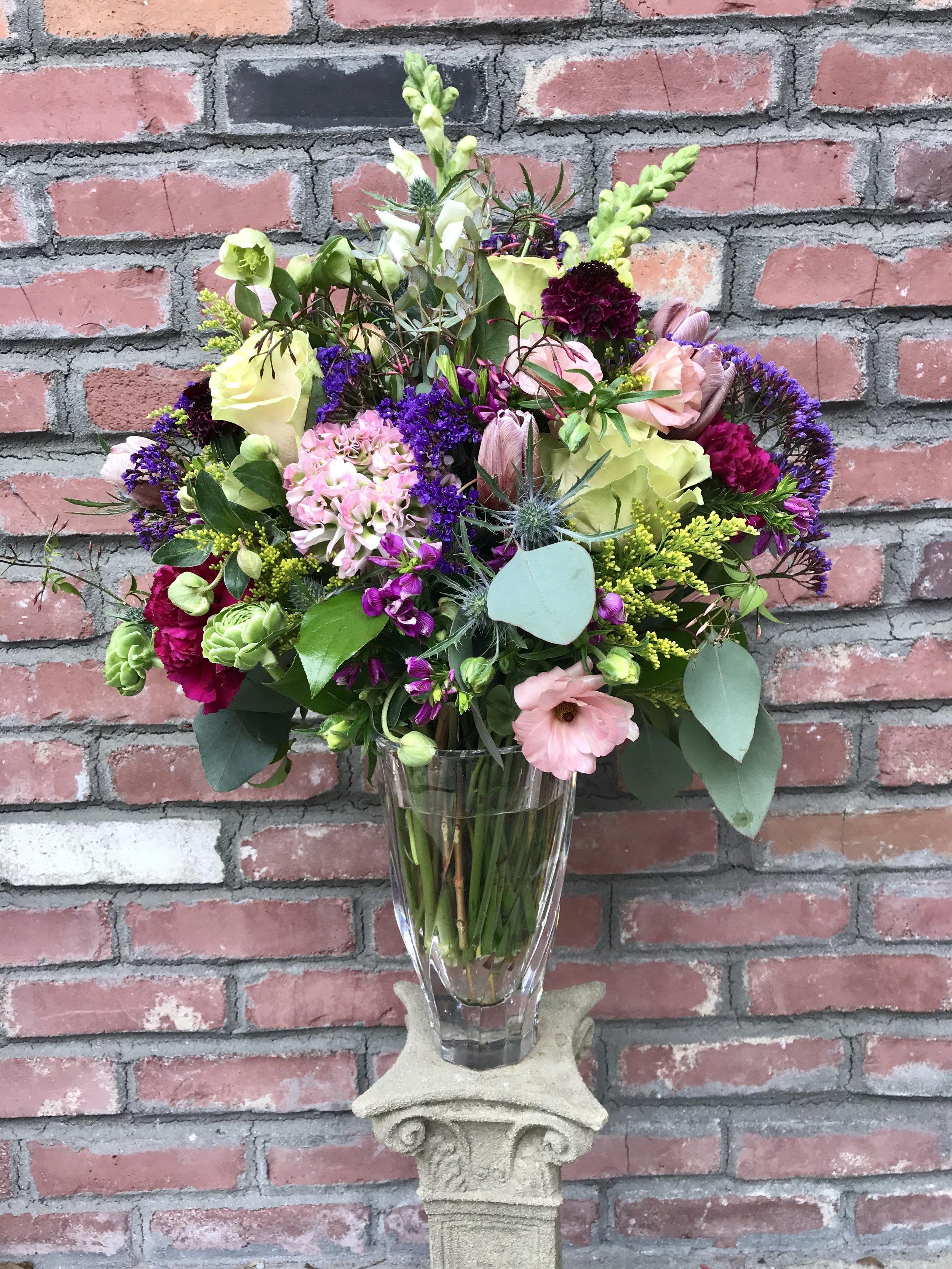 Sympathy Vase 2