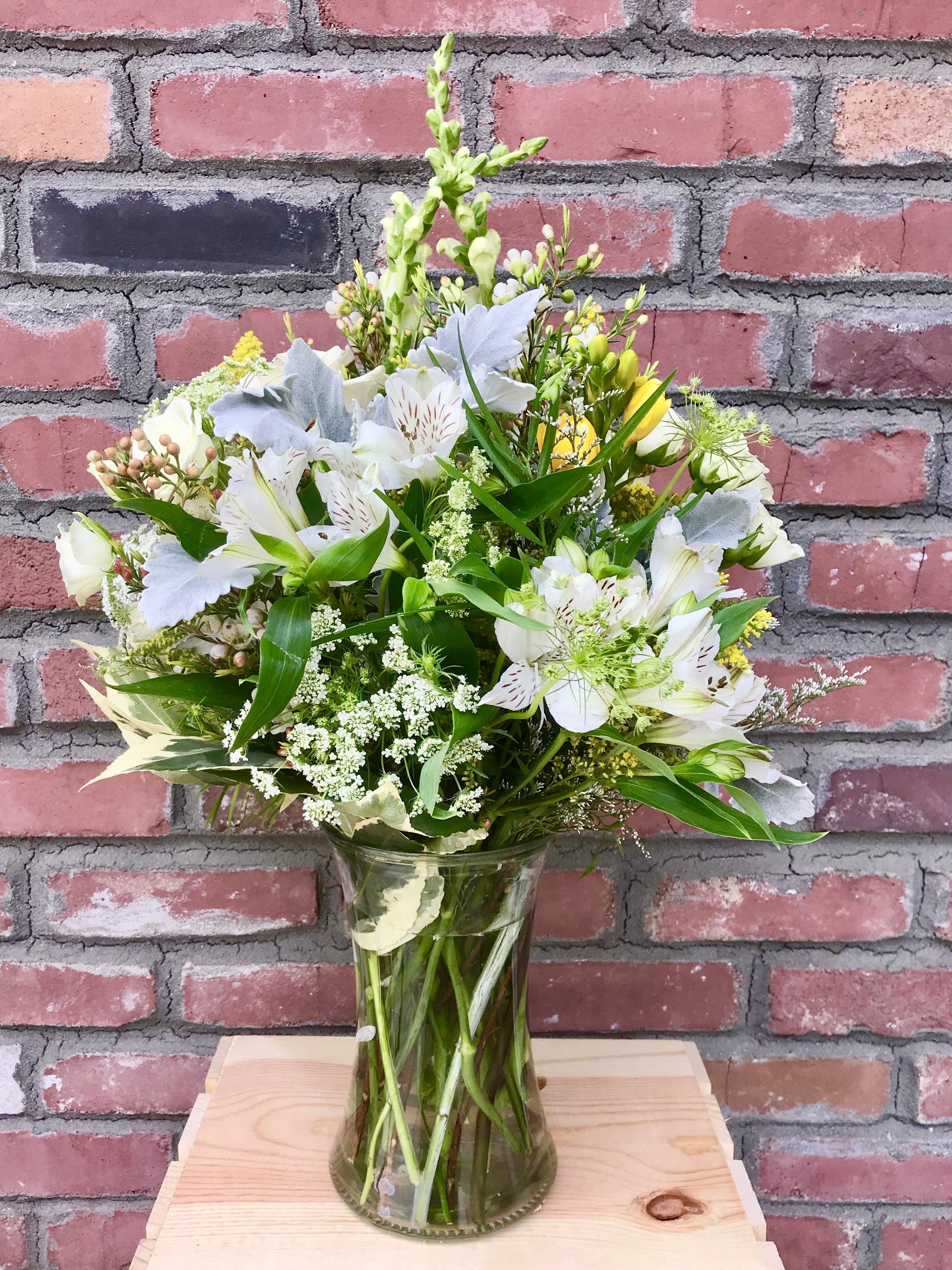 Sympathy Vase 3