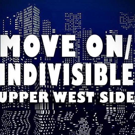 Move On/Indivisible Upper West Side