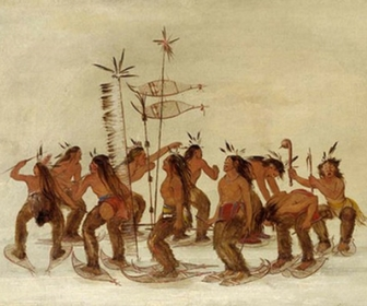 Aboriginal-Peoples-wearing-an-ancestor-to-the-modern-snowshoe..jpg