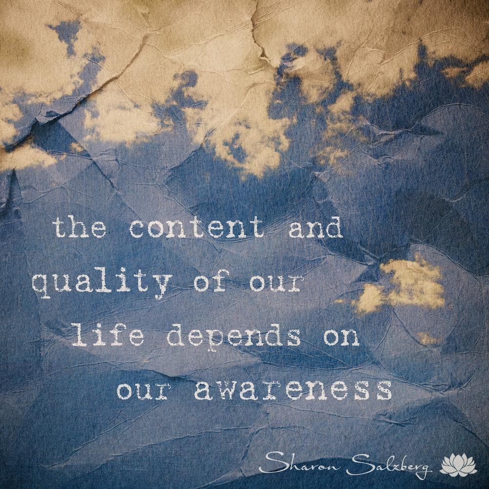 @SharonSalzberg #RealHappinessChallenge Day 13: Eating Meditation