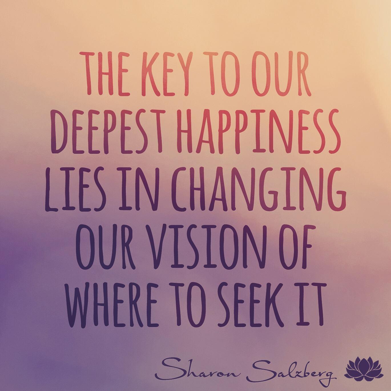 @SharonSalzberg #RealHappinessChallenge Day 14: Washing Dishes Meditation