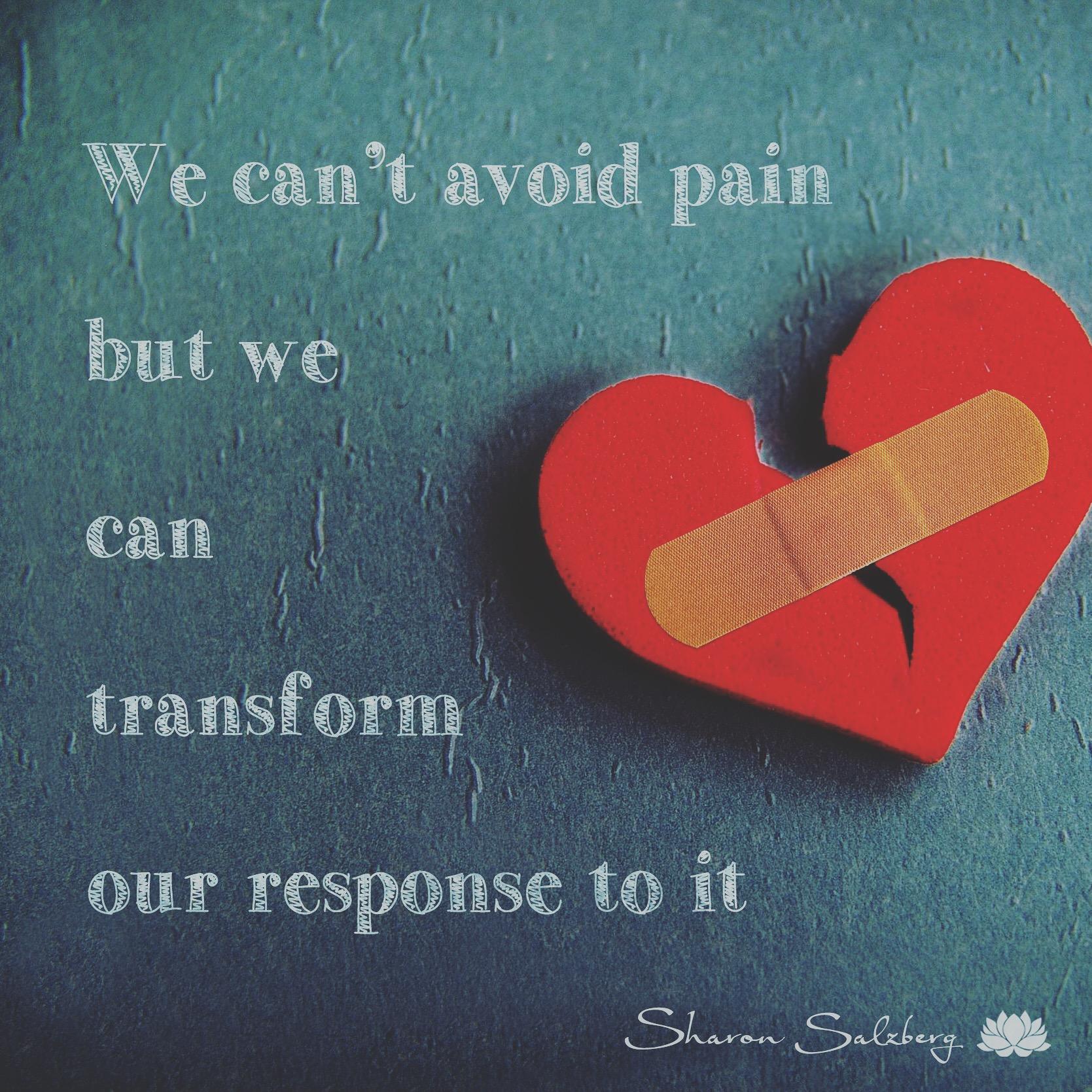 @SharonSalzberg #RealHappinessChallenge Day 17: Meditation on Negative Emotions