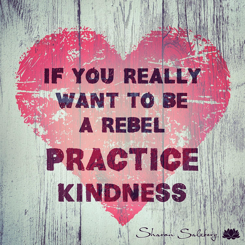 @SharonSalzberg #RealHappinessChallenge Day 23: Walking Lovingkindness