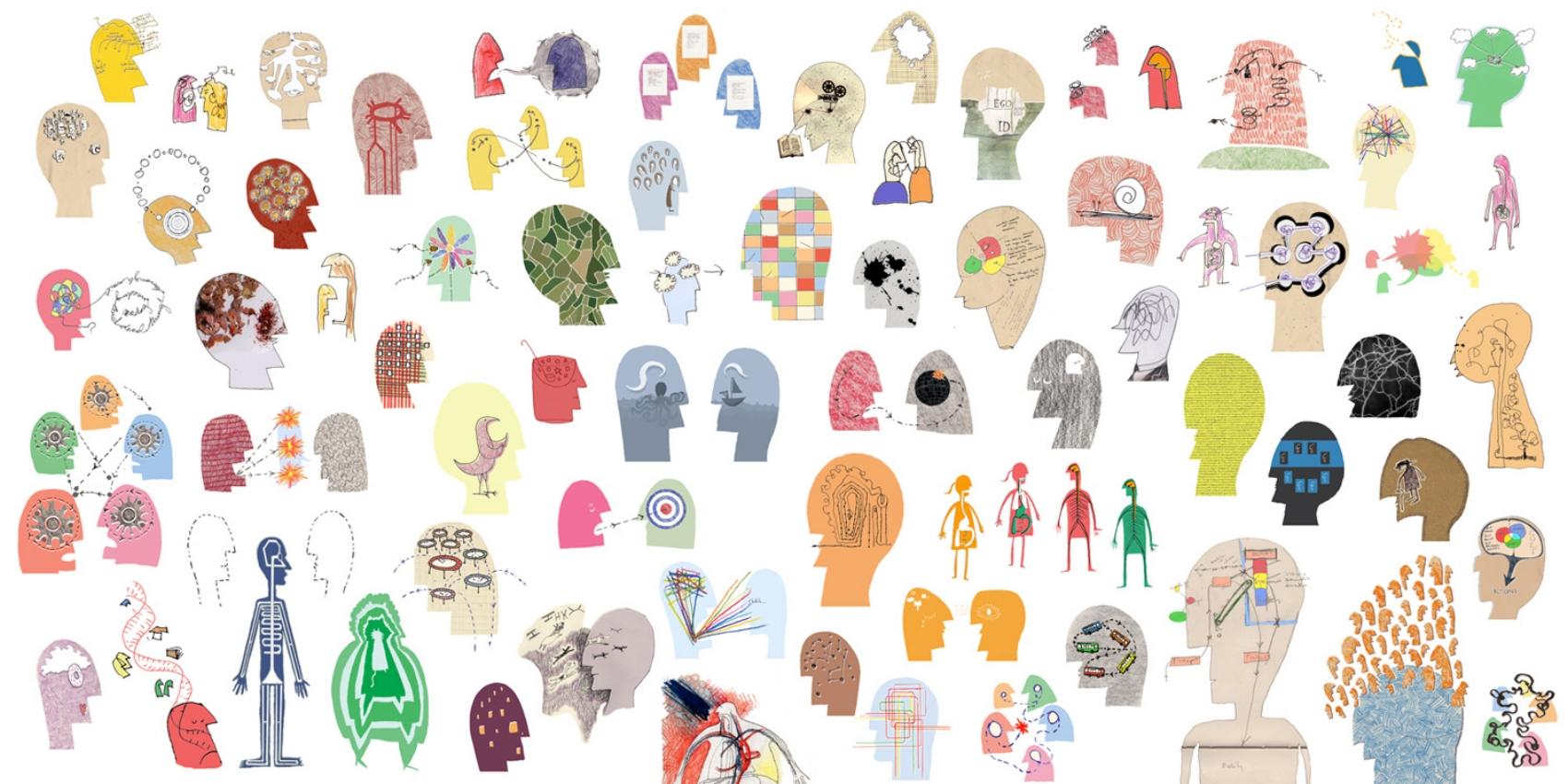 Psychi-artist - Seiciatrydd, arlunydd, ymchwilydd