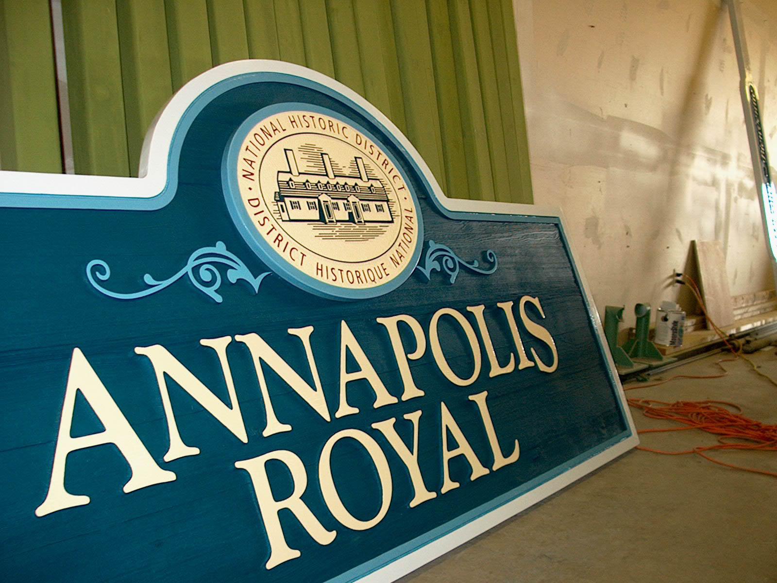 Annapolis Royal Cedar Sign.jpg