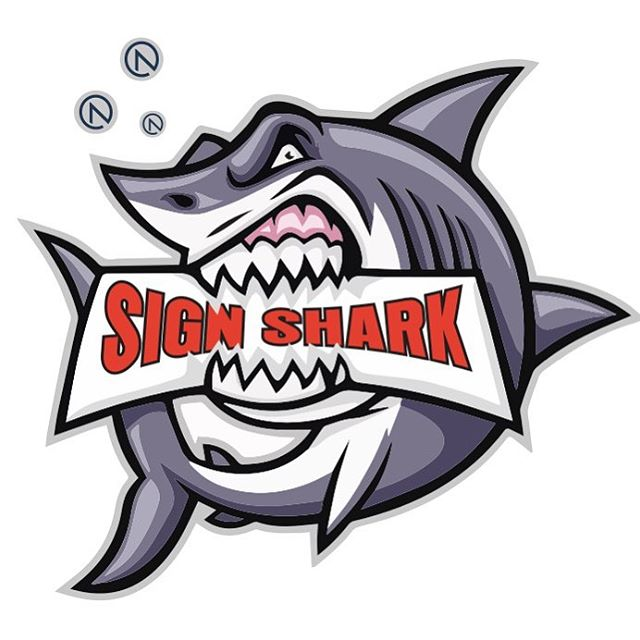 Sign Shark - Eating up the competition