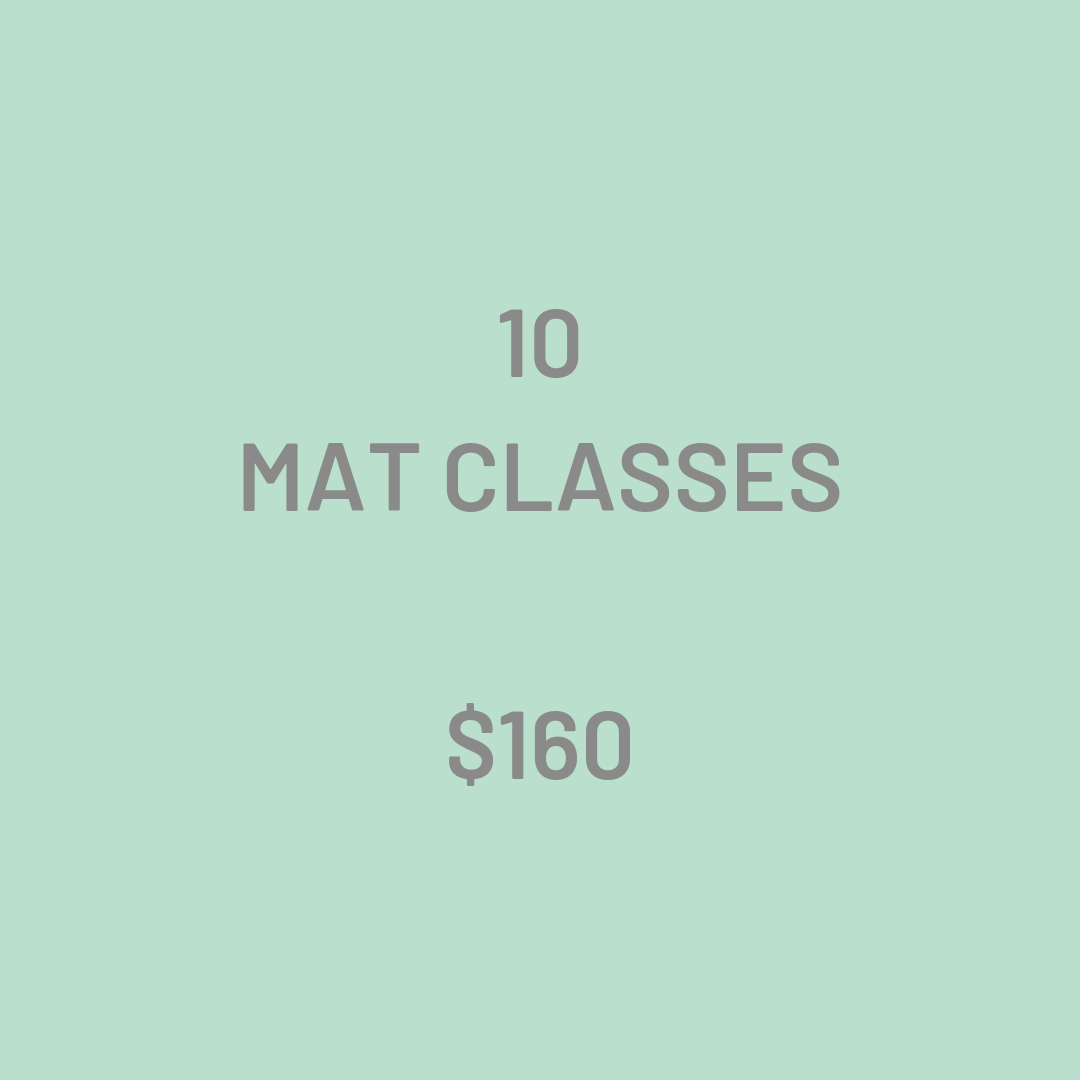 10 Mat Classes