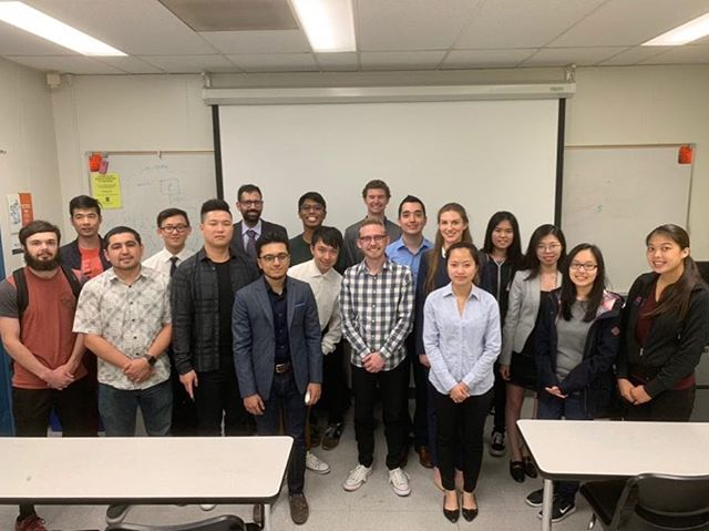 Congratulations to our Spring 2019 Inductees! Thank you all for your hard work throughout the semester.  #bap #TusksUp #TitansReachHigher #CSUF #accounting #induction #betaalphapsi