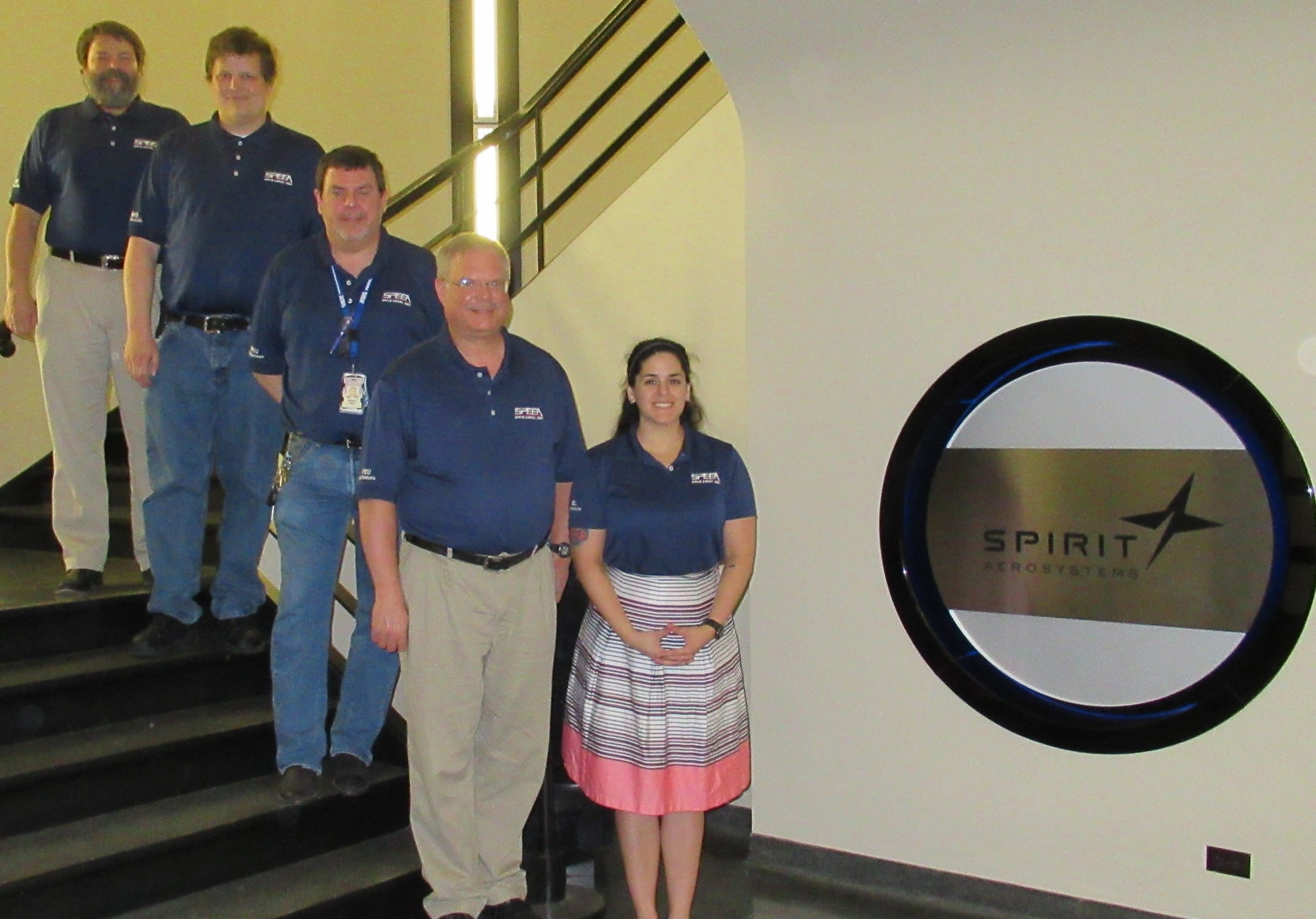 Wichita Engineering Unit (WEU) elected Negotiation Team.