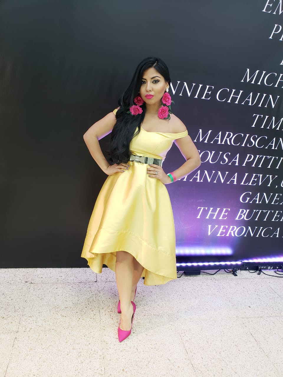 belle outfit Kristela Degay