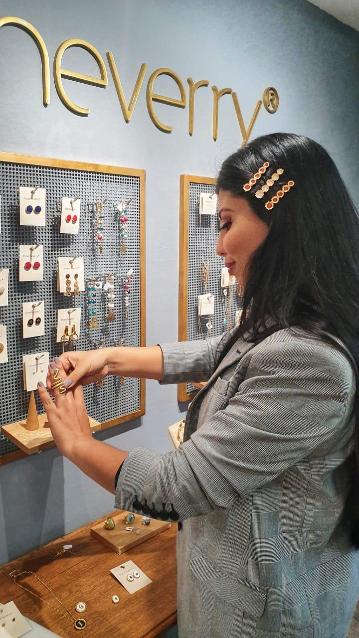 Visitando el Showroom de Lina en Panamá