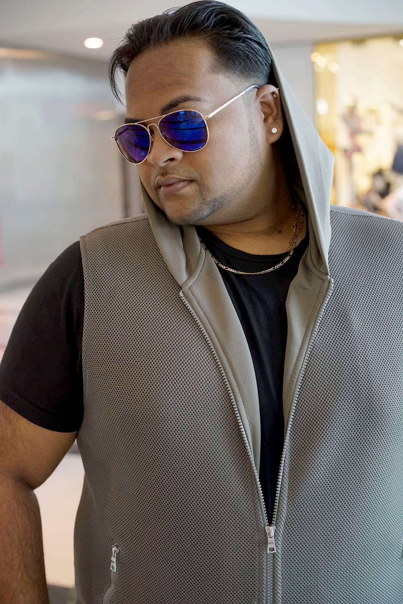 Raj Persaud - Musical Performer