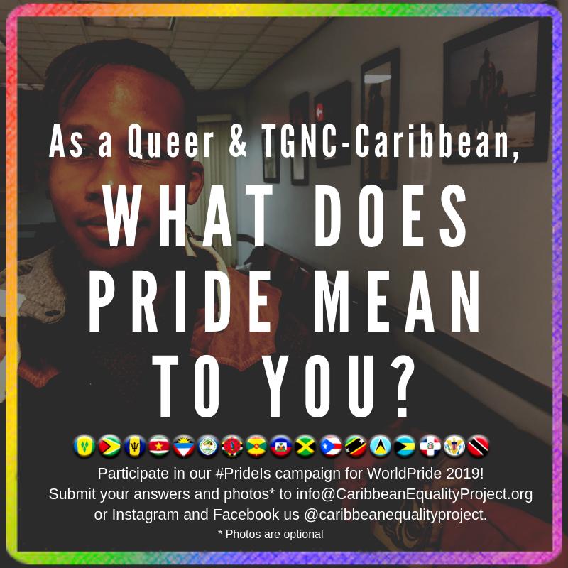 #PrideIs Campaign