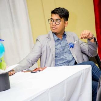 Marcus Kissoon - Postgraduate Student, The University of the West Indies