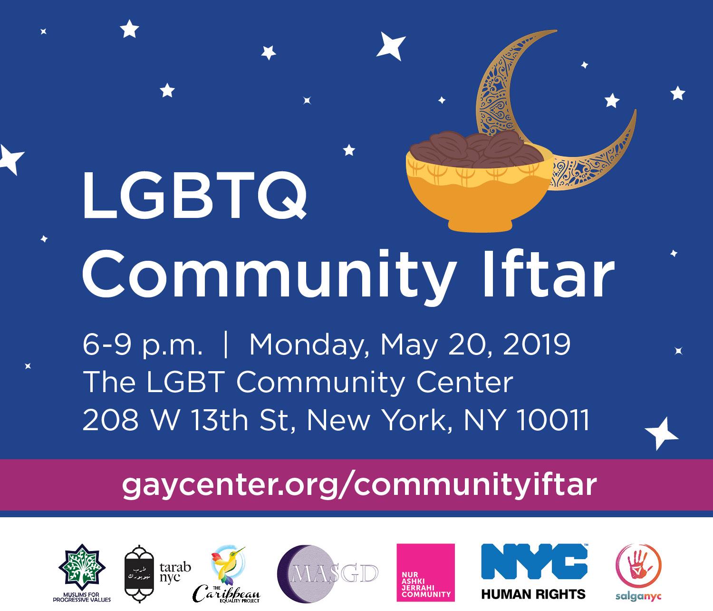 LGBTQ Community Iftar 2019