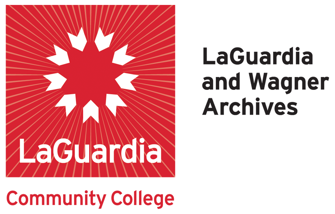 La Guardia and Wagner Archives Logo.png