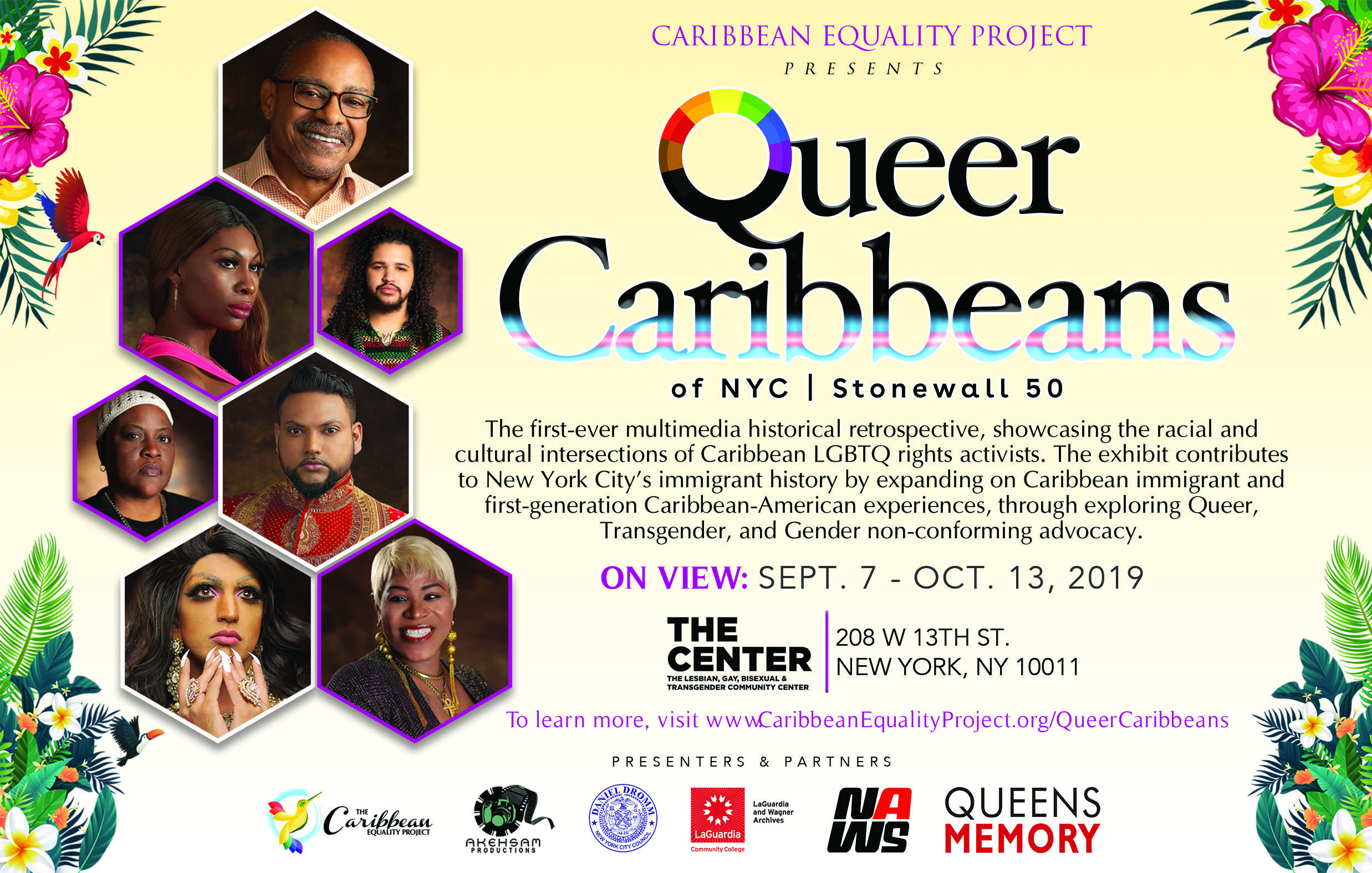 Queer Caribbeans of NYC Info Card_Front.jpg