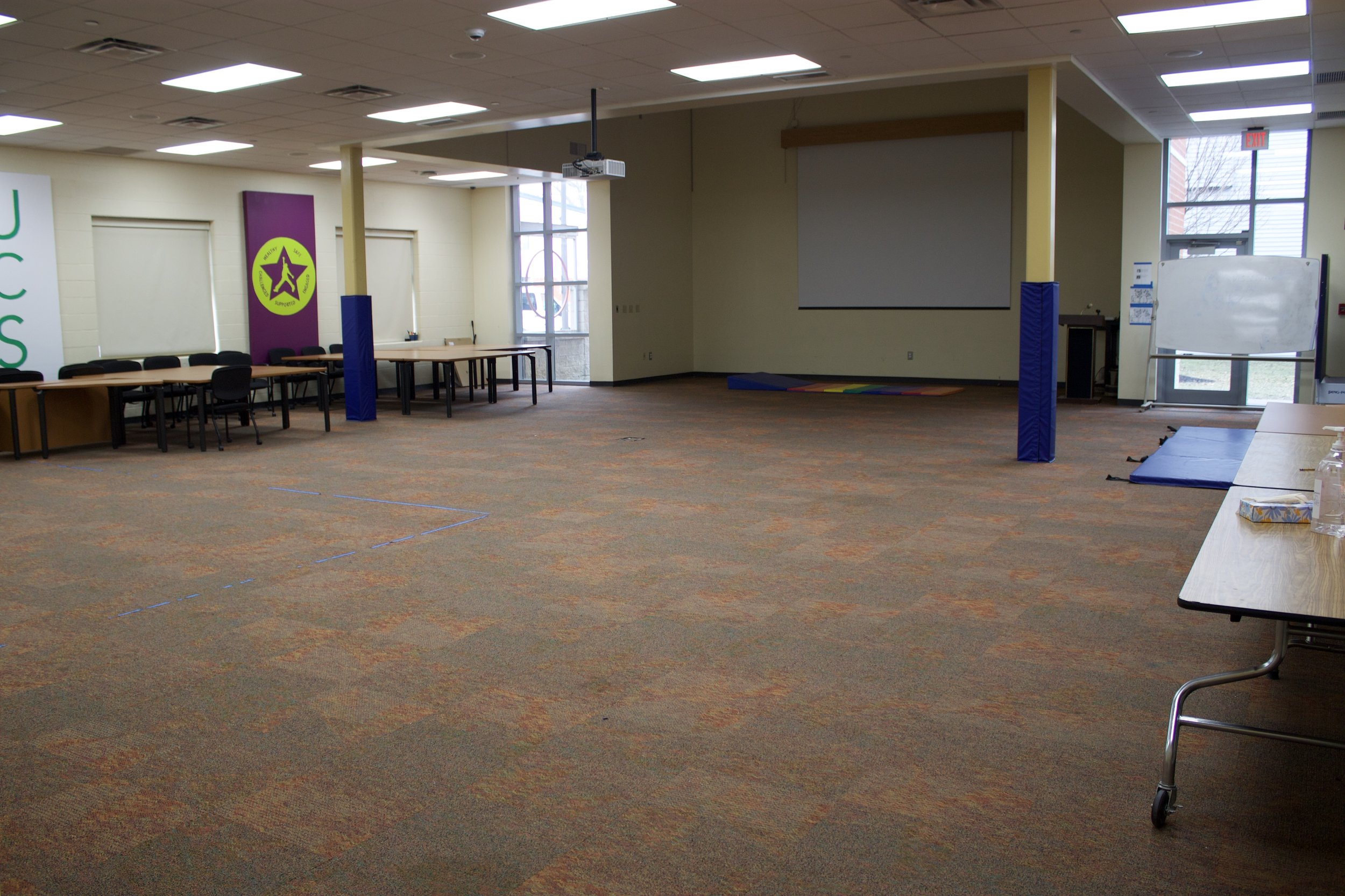 The Dolors Multipurpose Room