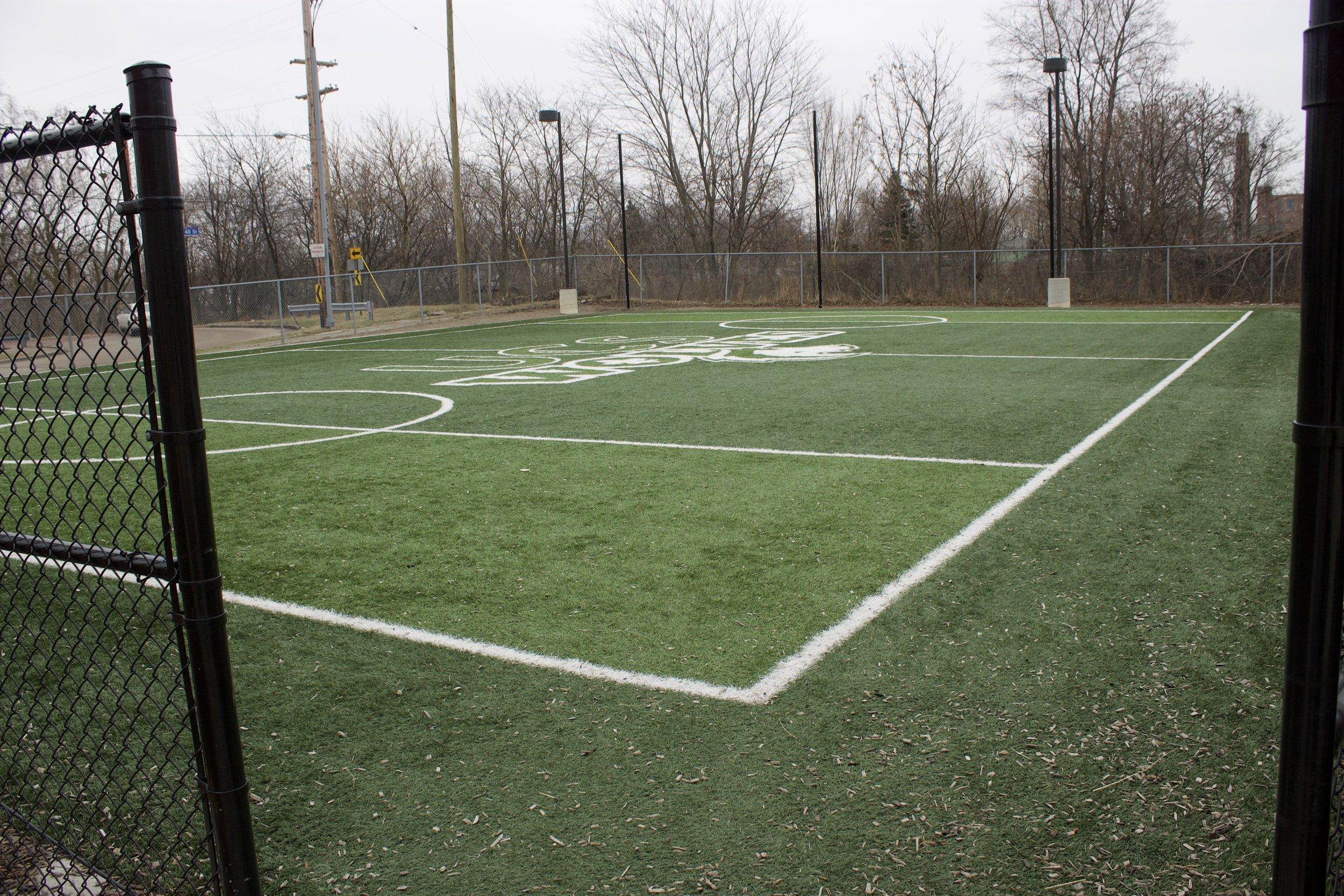 Gallagher Family Lacrosse Field