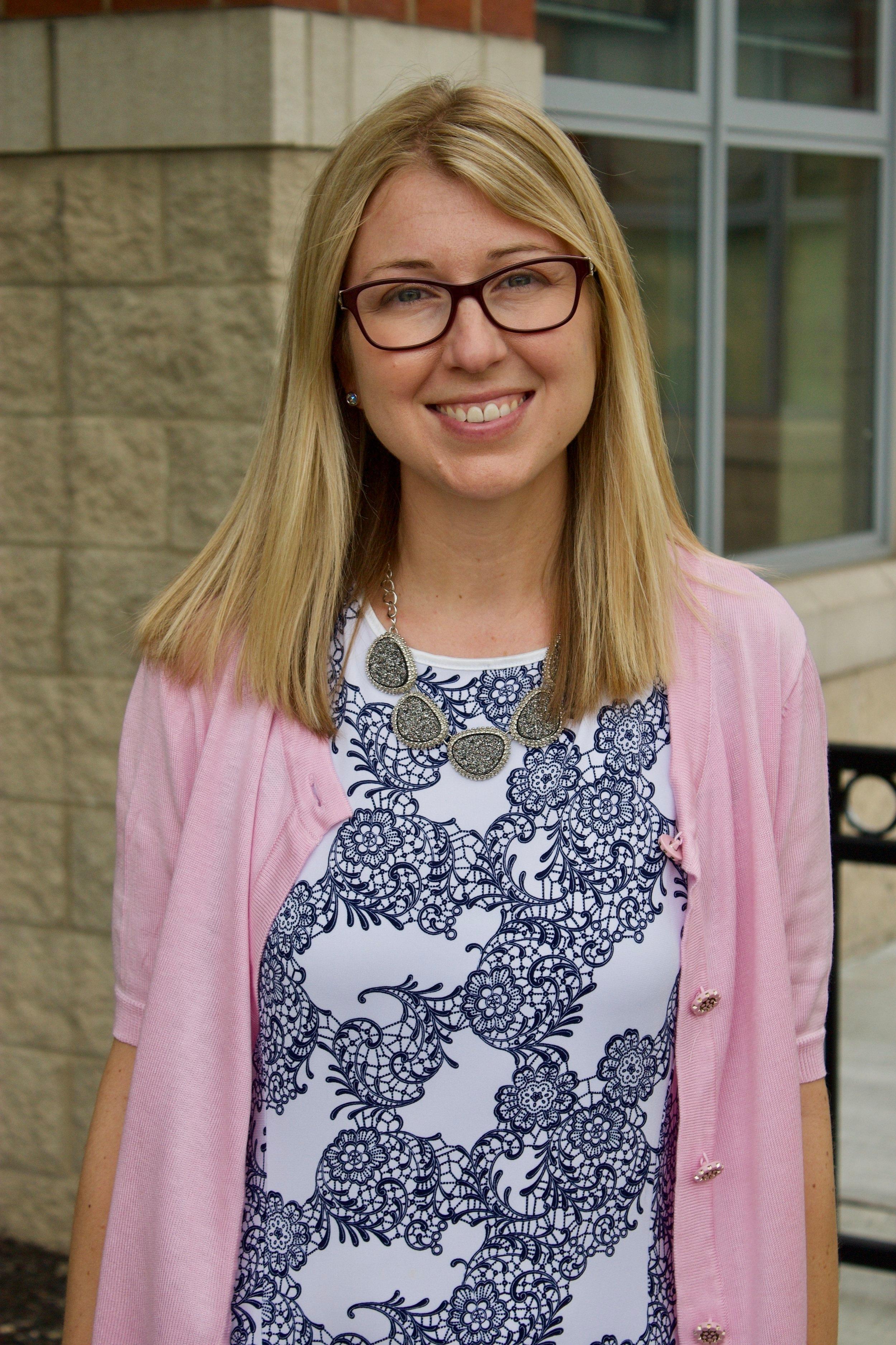 Christine Harpring   - Level 1 Teacher (Room 119)
