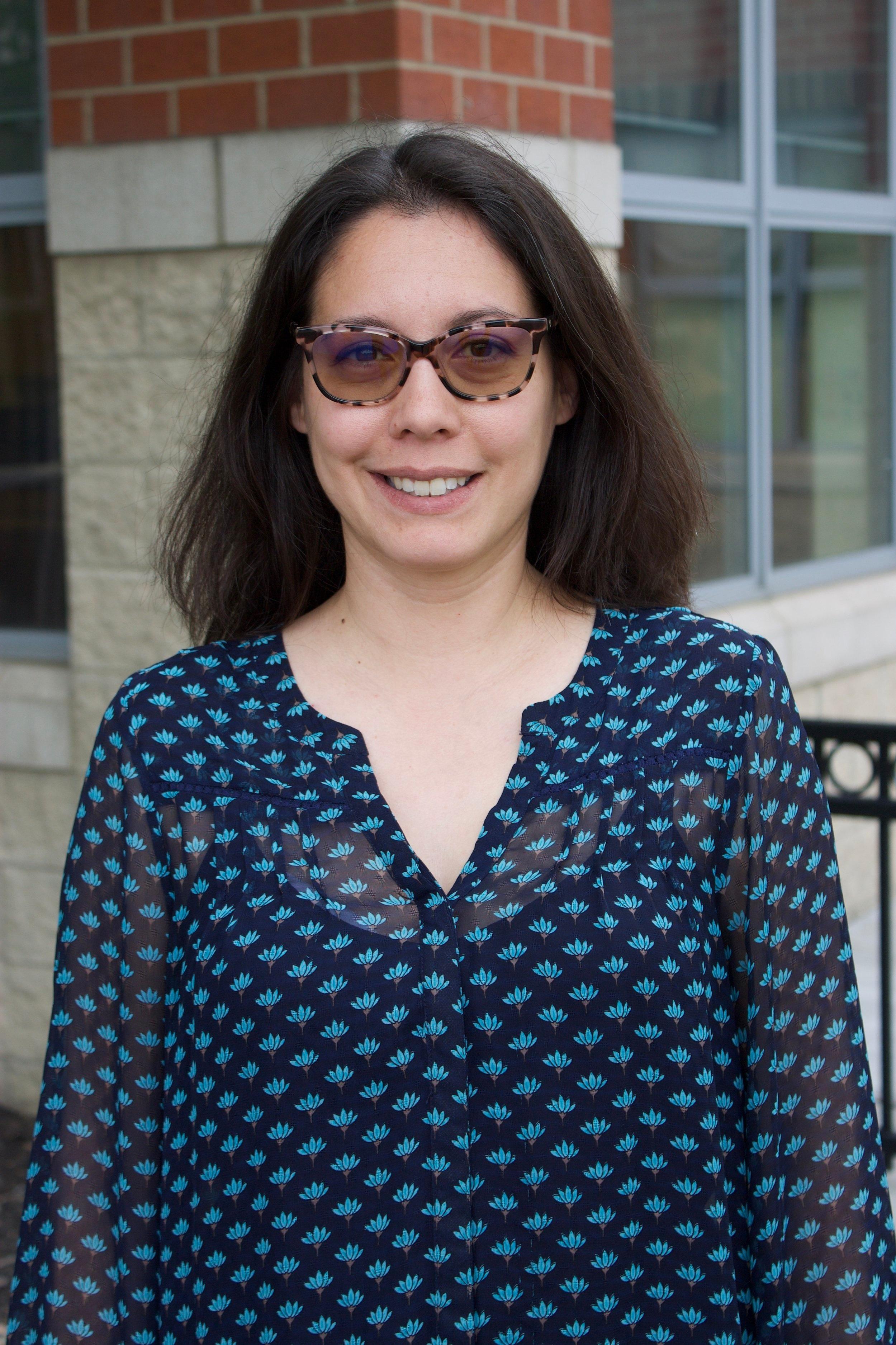 Iris Witmer   - Middle School Science Teacher (Room 1007)