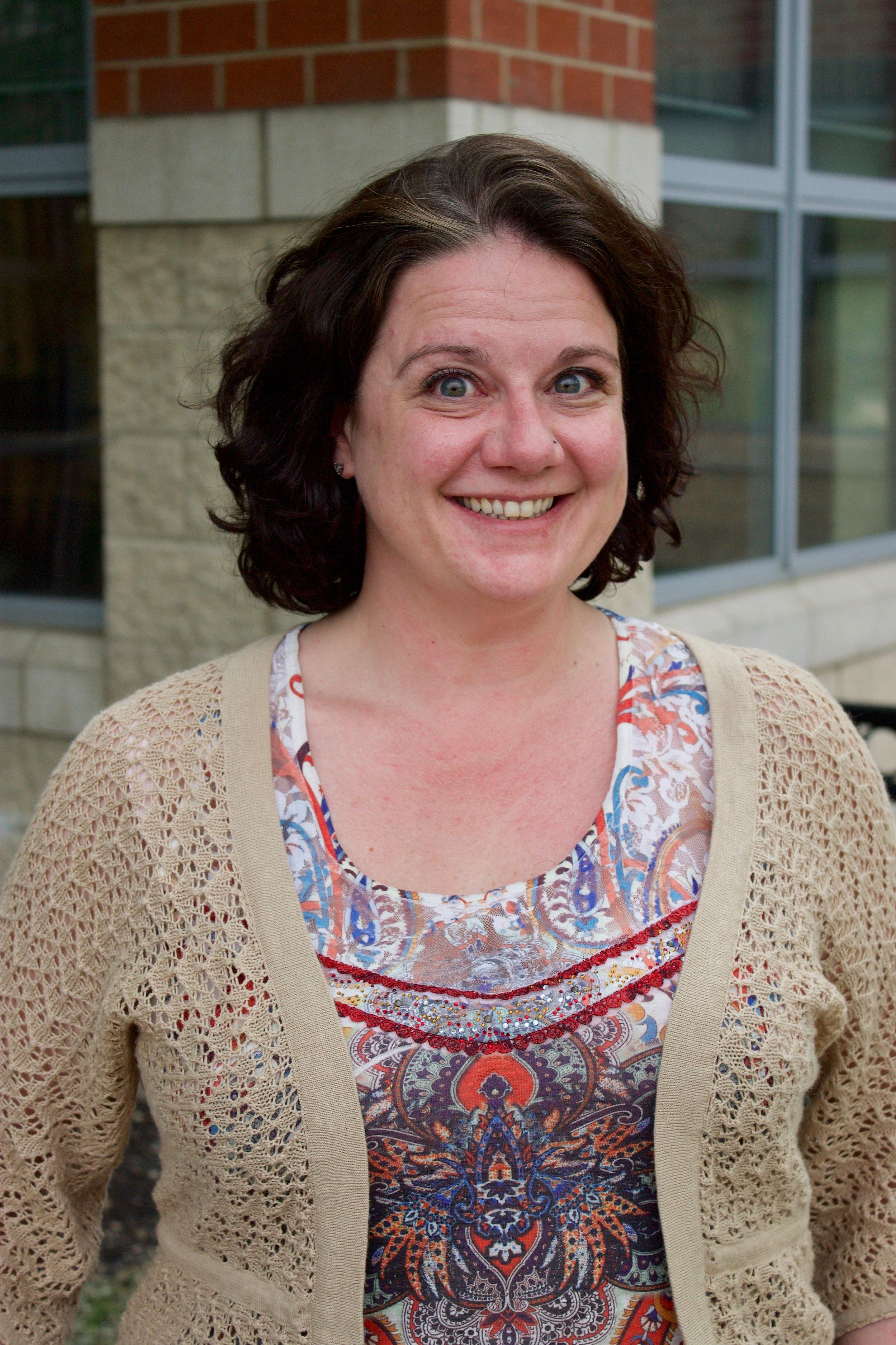 Marybeth Crosby   - Middle School Teacher Assistant (Room 1021)