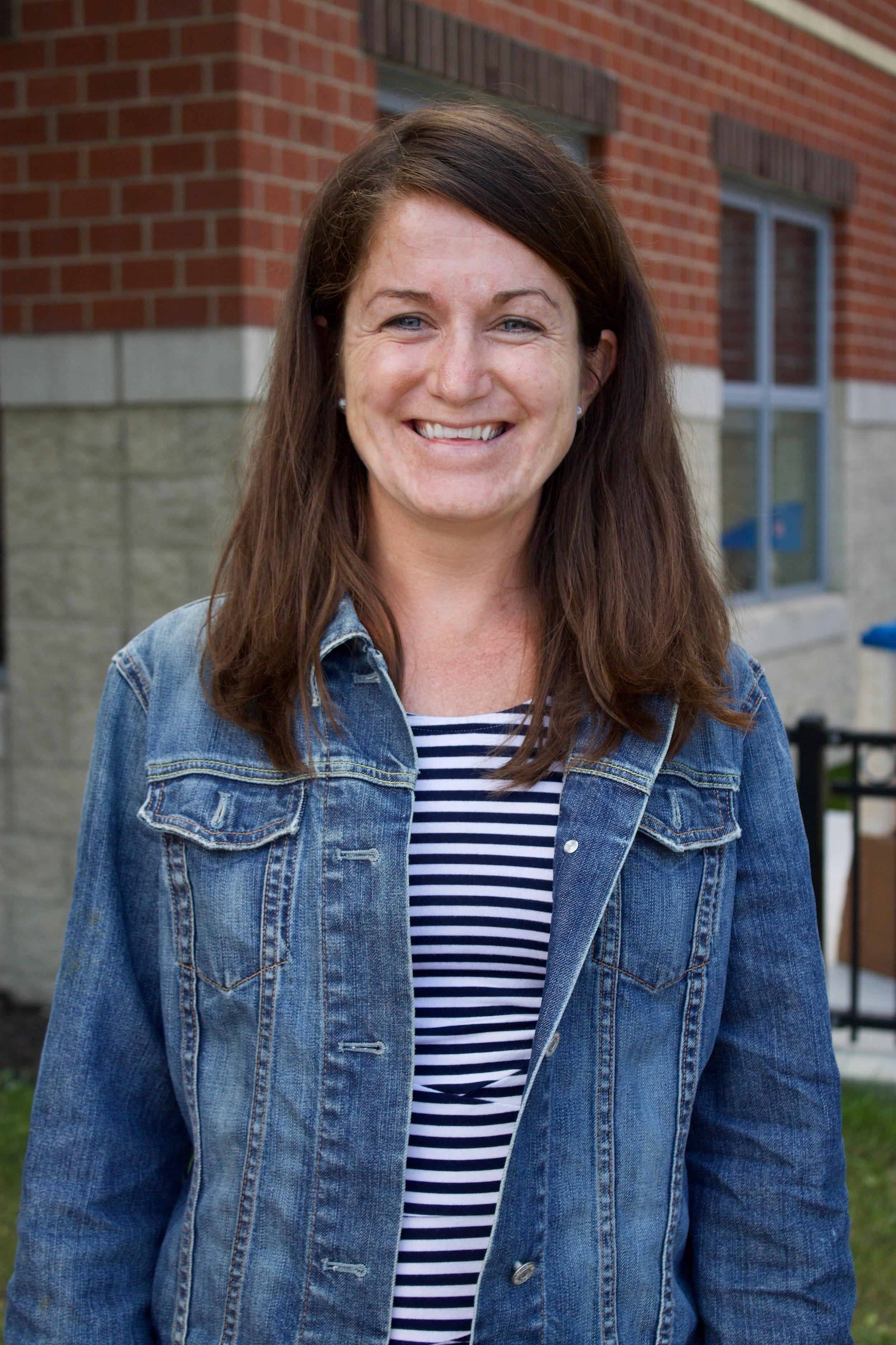 Laureen Antall   - Level 4/5 Teacher (Room 216)